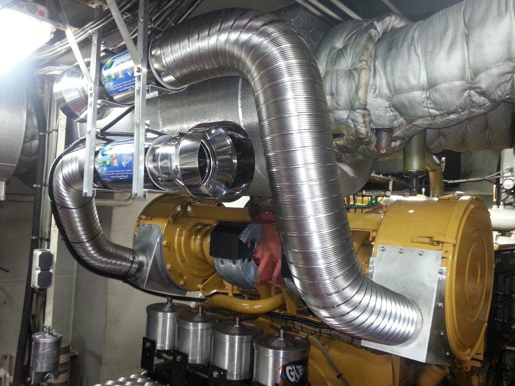 Marine Engine Fuel Savings