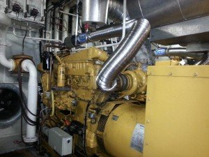 Air-Tec on Marine Engine