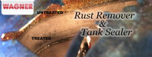 Wagner Tank Sealer and Rust Converter