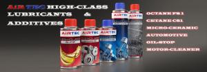 Air Tec HIGH CLASS Oil and Additives
