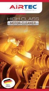 HIGH-CLASS MOTOR CLEANER