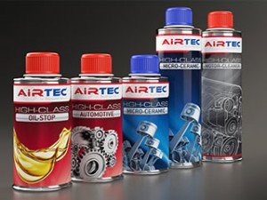 High-Class Air Tec Lubricants and Additives