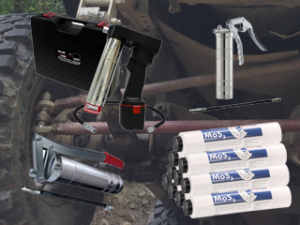 Lube Shuttle Grease and Grease Guns