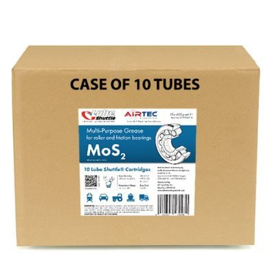 3% Moly lube shuttle grease