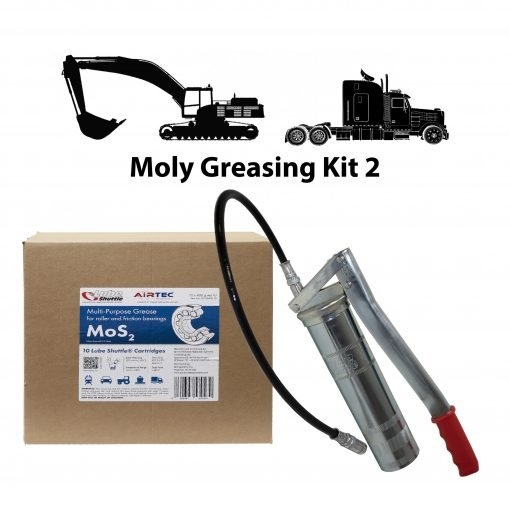 Lube Shuttle® Moly Greasing Kit 2