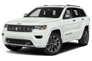 One of the Top Off-road Vehicles - Jeep Grand Cherokee - Overland