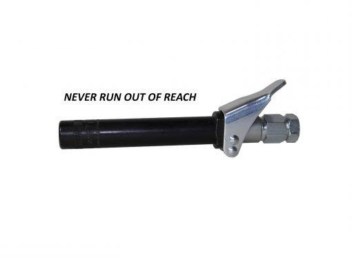 locking grease coupler
