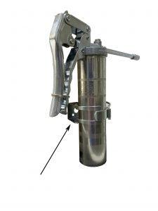 grease gun holder