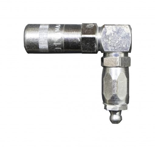 90 Degree Grease Coupler