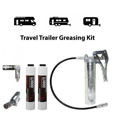 Travel Trailer greasing kit