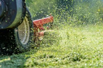 how to maintain lawn mower